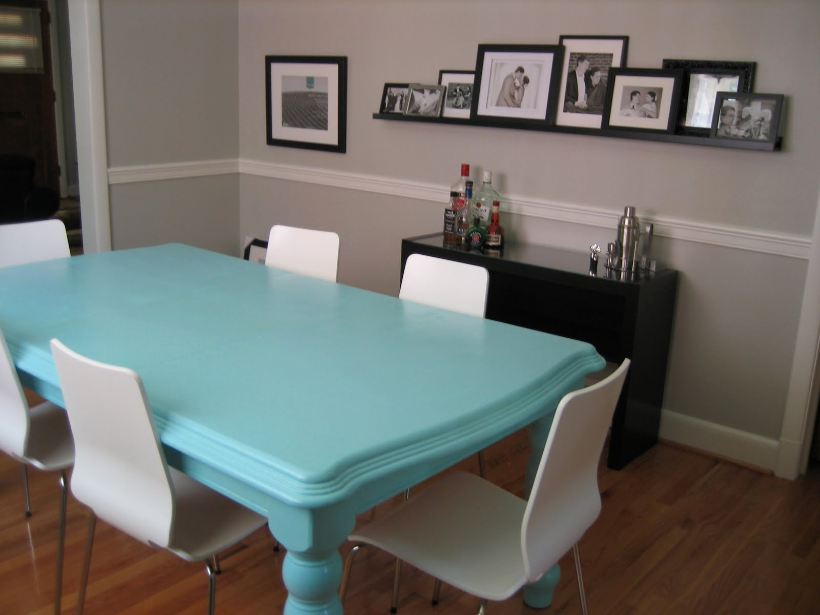 Blue Dining Tables Intended For Widely Used More Ideas Blue Dining Table Tips (Gallery 15 of 25)