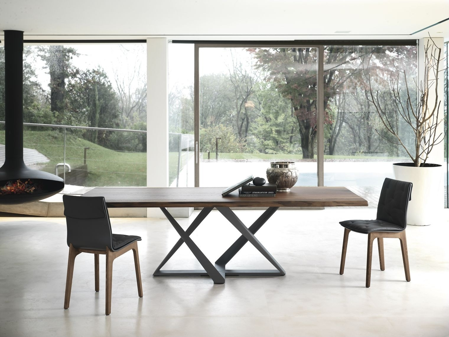 Bontempi Casa Intended For Contemporary Dining Furniture (Gallery 20 of 25)