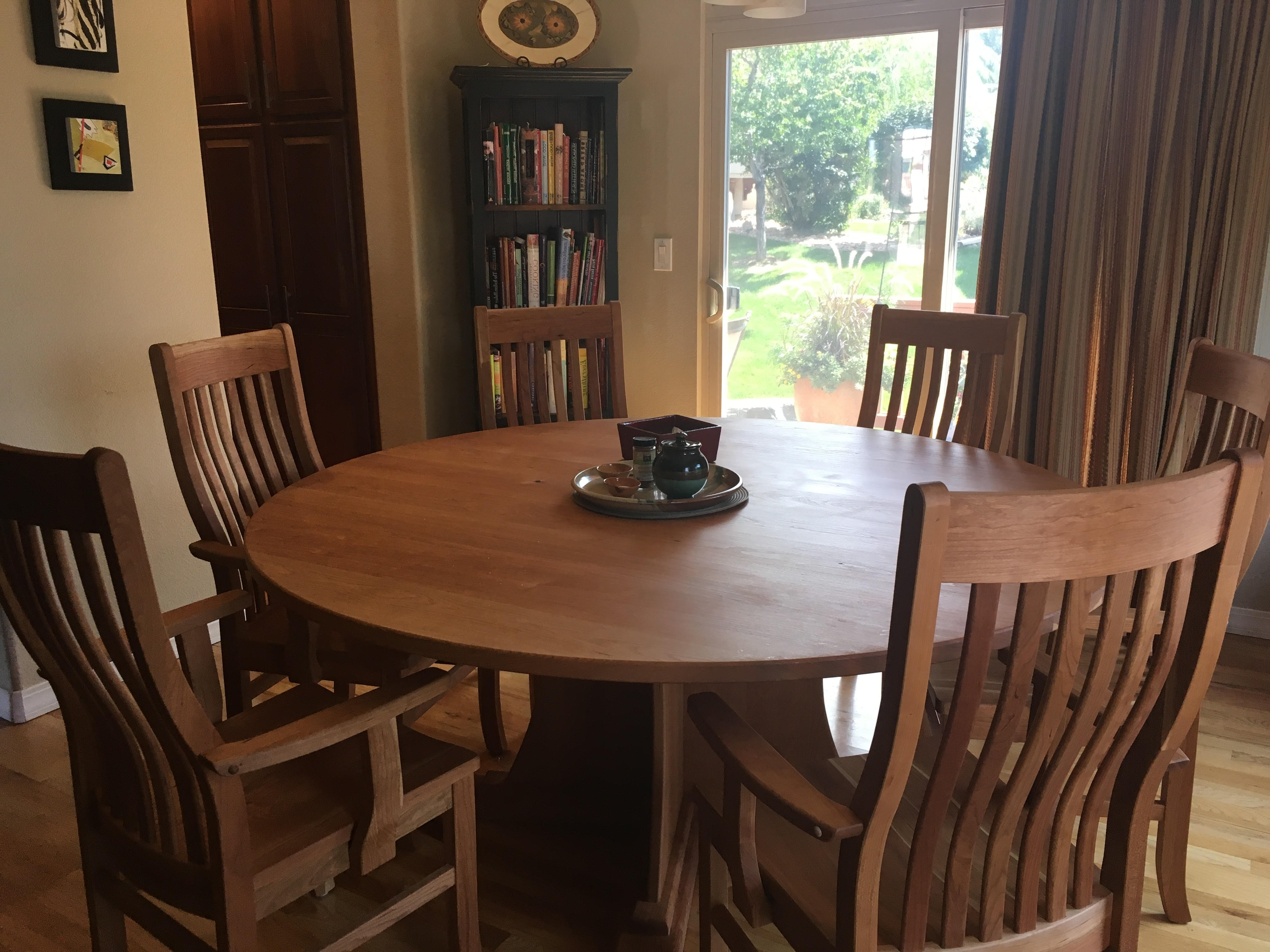 Boulder Furniture Arts In Craftsman Round Dining Tables (View 3 of 25)