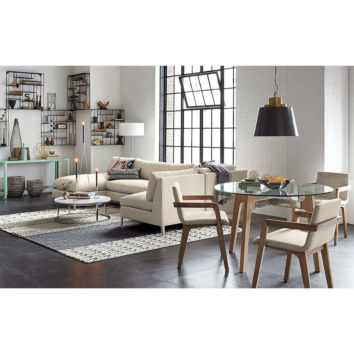 Brace Dining Table In Dining Tables (View 10 of 25)