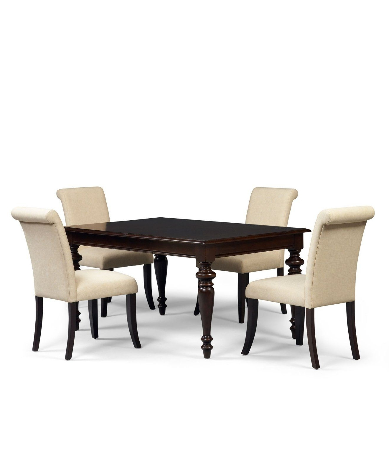 Bradford 7 Piece Dining Sets With Bardstown Side Chairs Intended For Most Up To Date Results For Bradford 7 Piece Dining Room Furniture Set With (View 8 of 25)