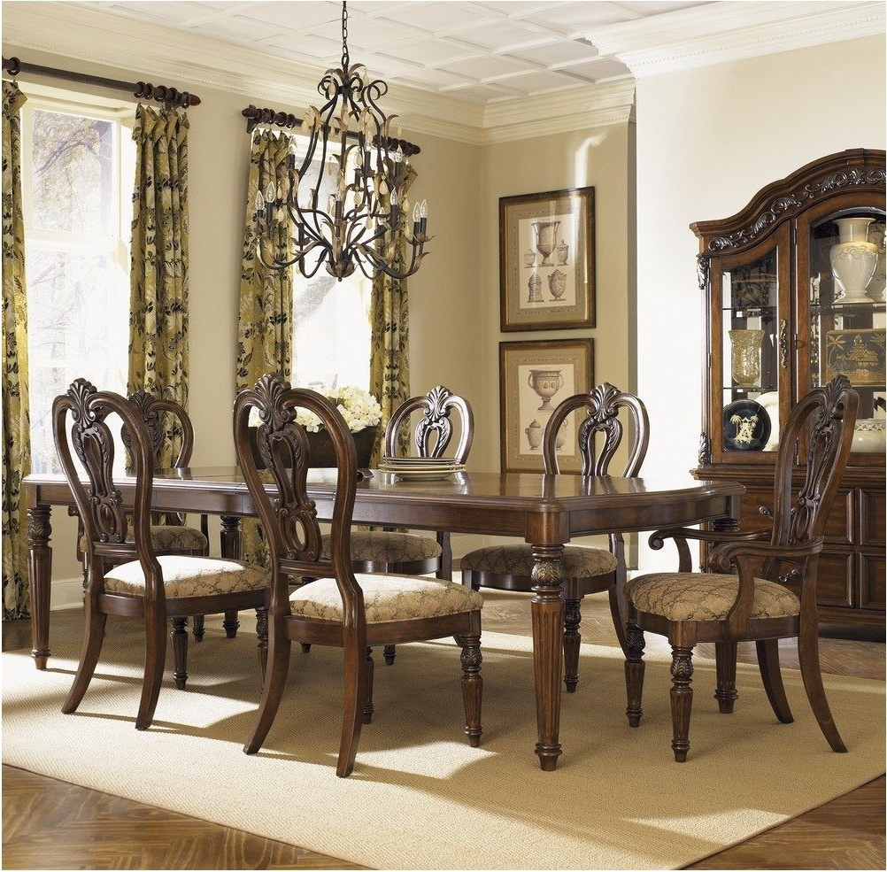 Breathtaking Dark Wood Dining Room Set – Dining Room Table For Dark In 2017 Dark Wood Dining Room Furniture (View 5 of 25)