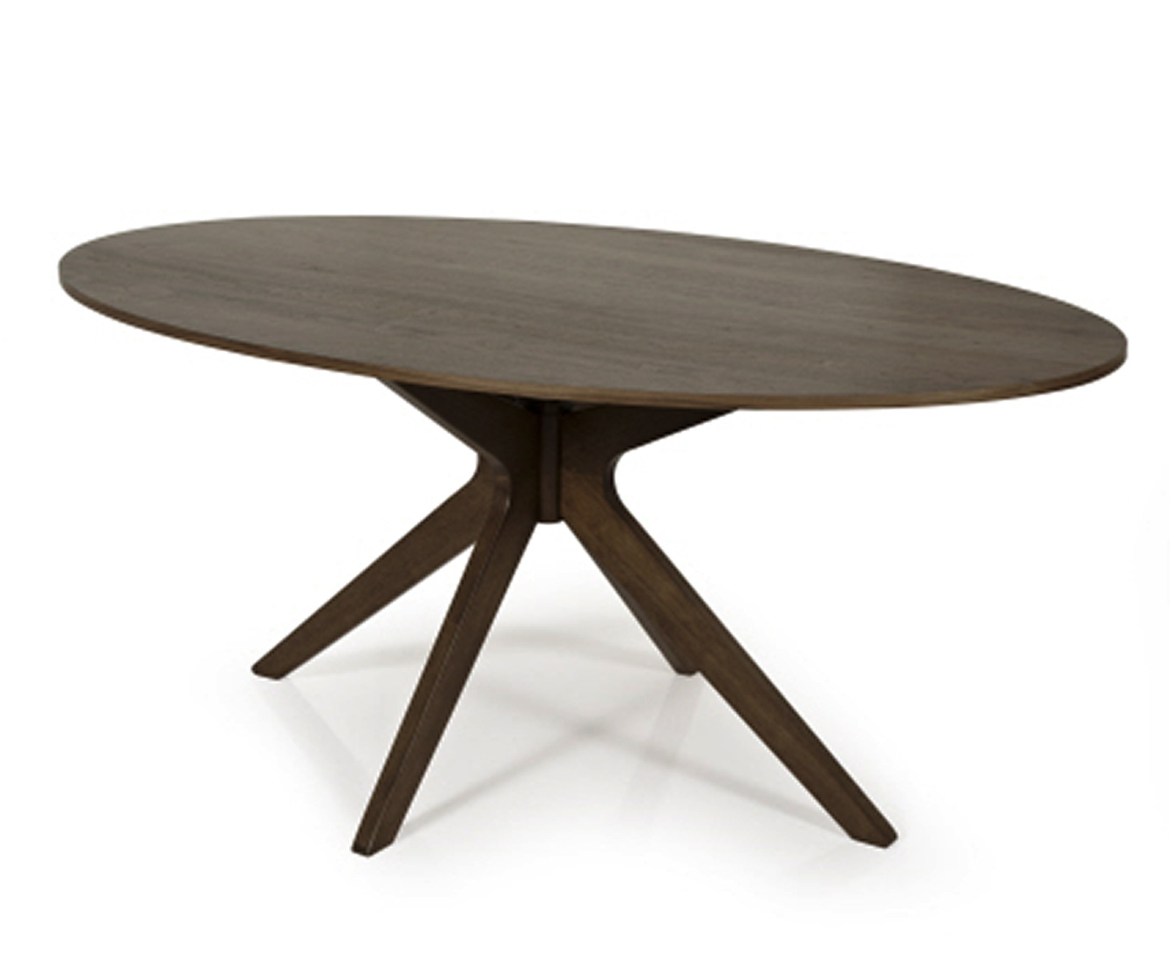 Buy Extending Oval Dining Tables – Furniture Direct Uk With Trendy Oval Dining Tables For Sale (View 7 of 25)