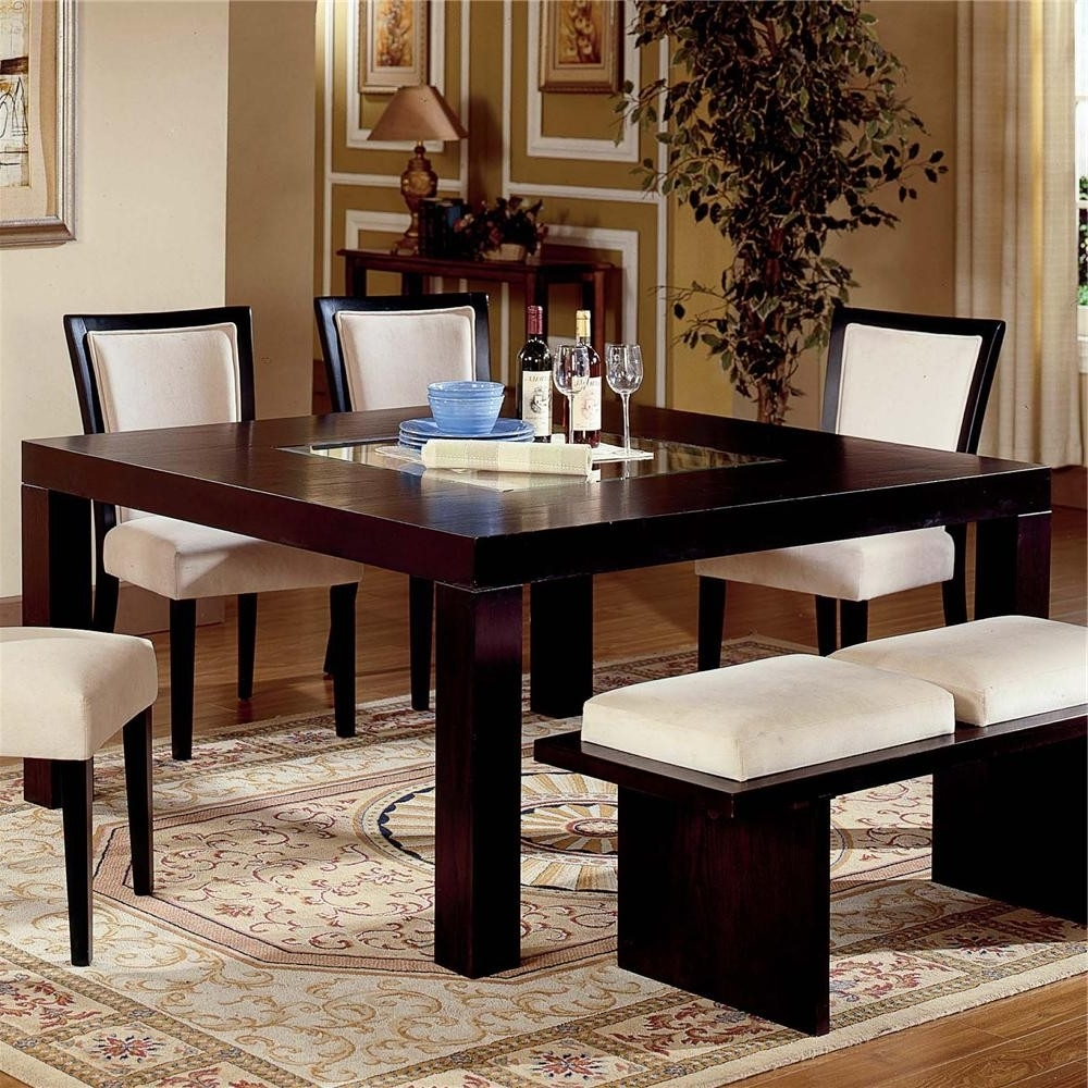 Buy Movado Square Casual Dining Tablesteve Silver From Www Pertaining To 2017 Square Dining Tables (View 4 of 25)