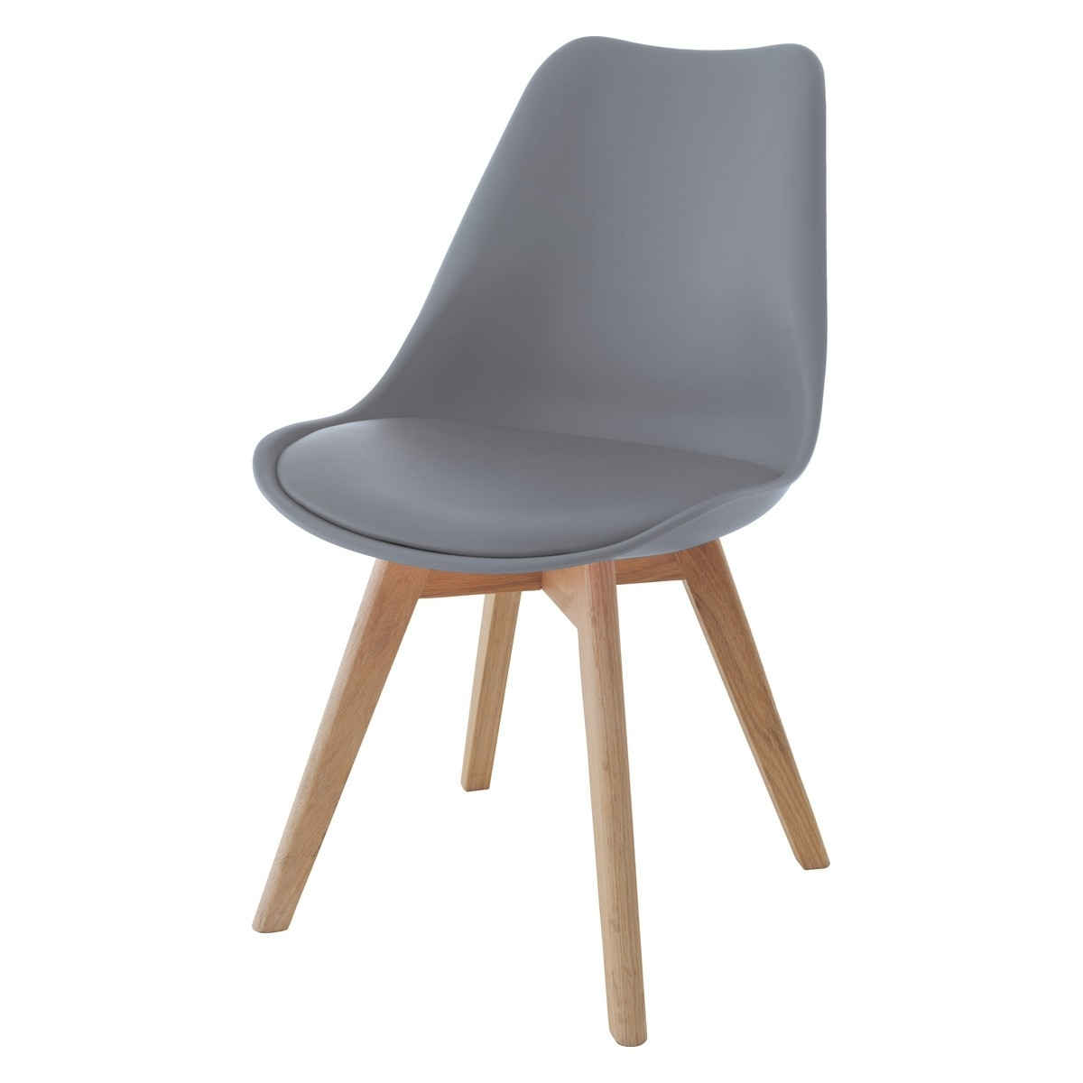 Buy Now At Habitat Uk In Best And Newest Grey Dining Chairs (View 5 of 25)