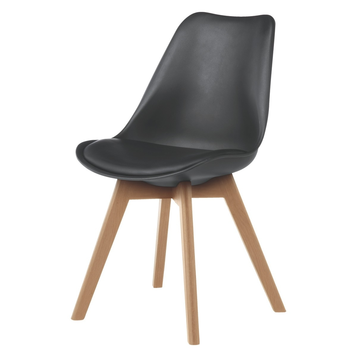 Buy Now At Habitat Uk Inside Black Dining Chairs (View 1 of 25)