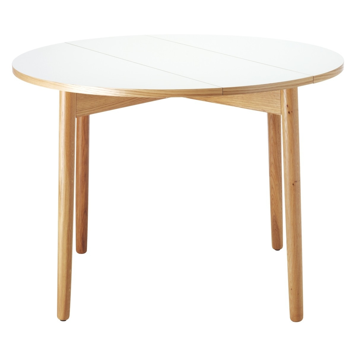 Buy Now At Habitat Uk Intended For White Circle Dining Tables (View 6 of 25)