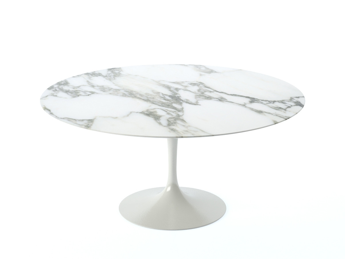 Buy The Knoll Saarinen Tulip Dining Table – 152Cm Diameter At Nest.co.uk Intended For Popular Buy Dining Tables (Gallery 25 of 25)