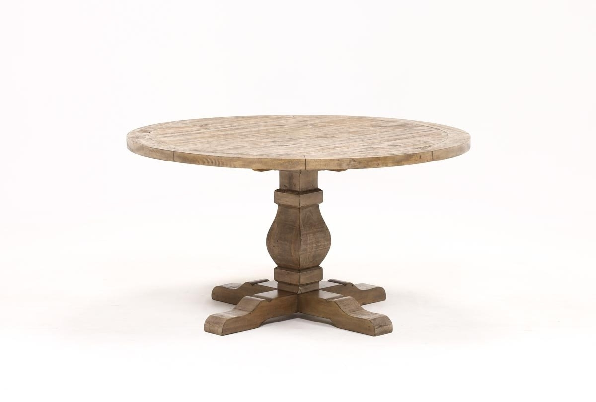 Caden Round Dining Tables With Regard To Popular Caden Round Dining Table (View 2 of 25)