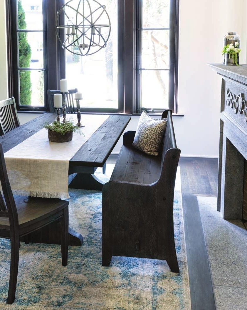 Caira 9 Piece Extension Dining Sets With Diamond Back Chairs In Current Where Home Is Made (View 16 of 25)
