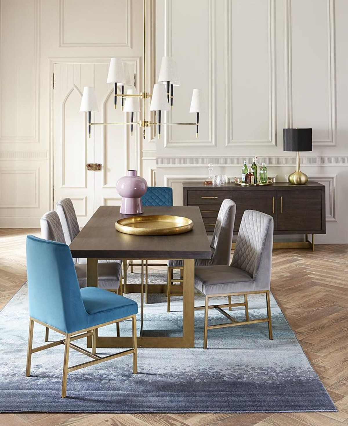 Cambridge Dining Furniture, 7 Pc (View 6 of 25)
