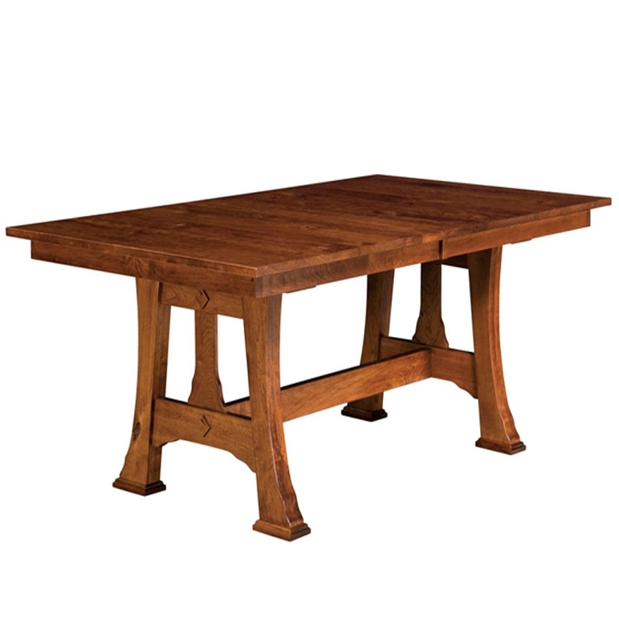 Cambridge Dining Table – Buy Custom Amish Furniture (View 7 of 25)