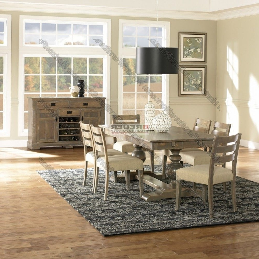 Canadel Dining In Famous Norwood 7 Piece Rectangular Extension Dining Sets With Bench, Host & Side Chairs (View 2 of 25)