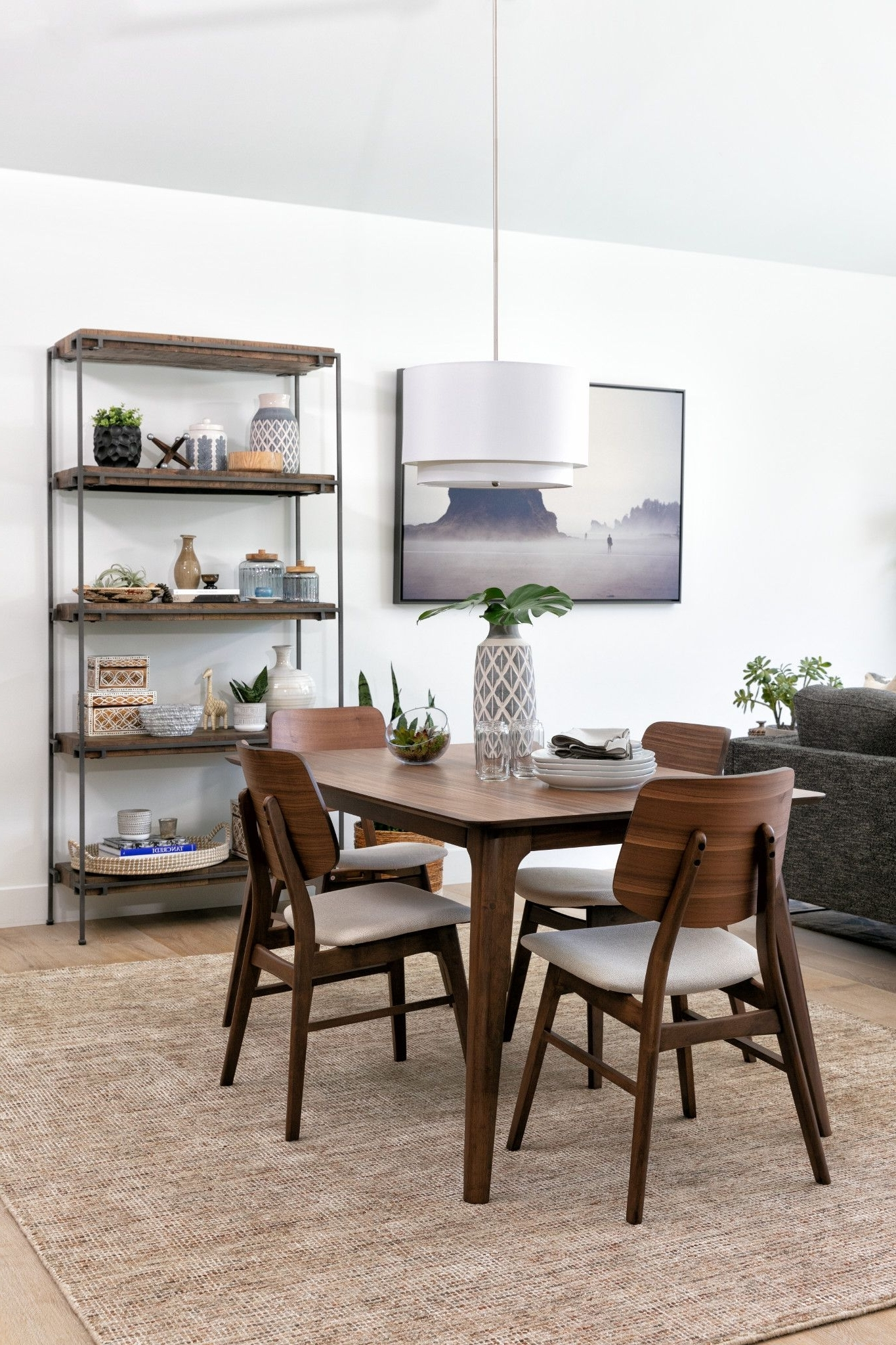 Carly 5 Piece Rectangle Dining Set In  (View 7 of 25)