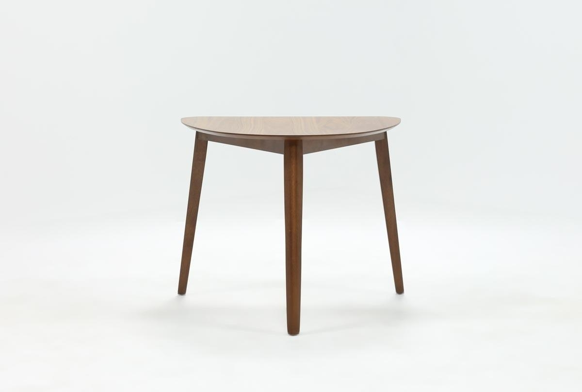 Carly Triangle Table (View 3 of 25)