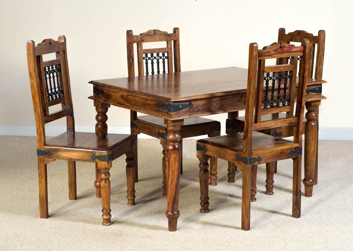 Casa Bella Furniture Uk With Regard To Favorite Sheesham Dining Tables And Chairs (View 4 of 25)