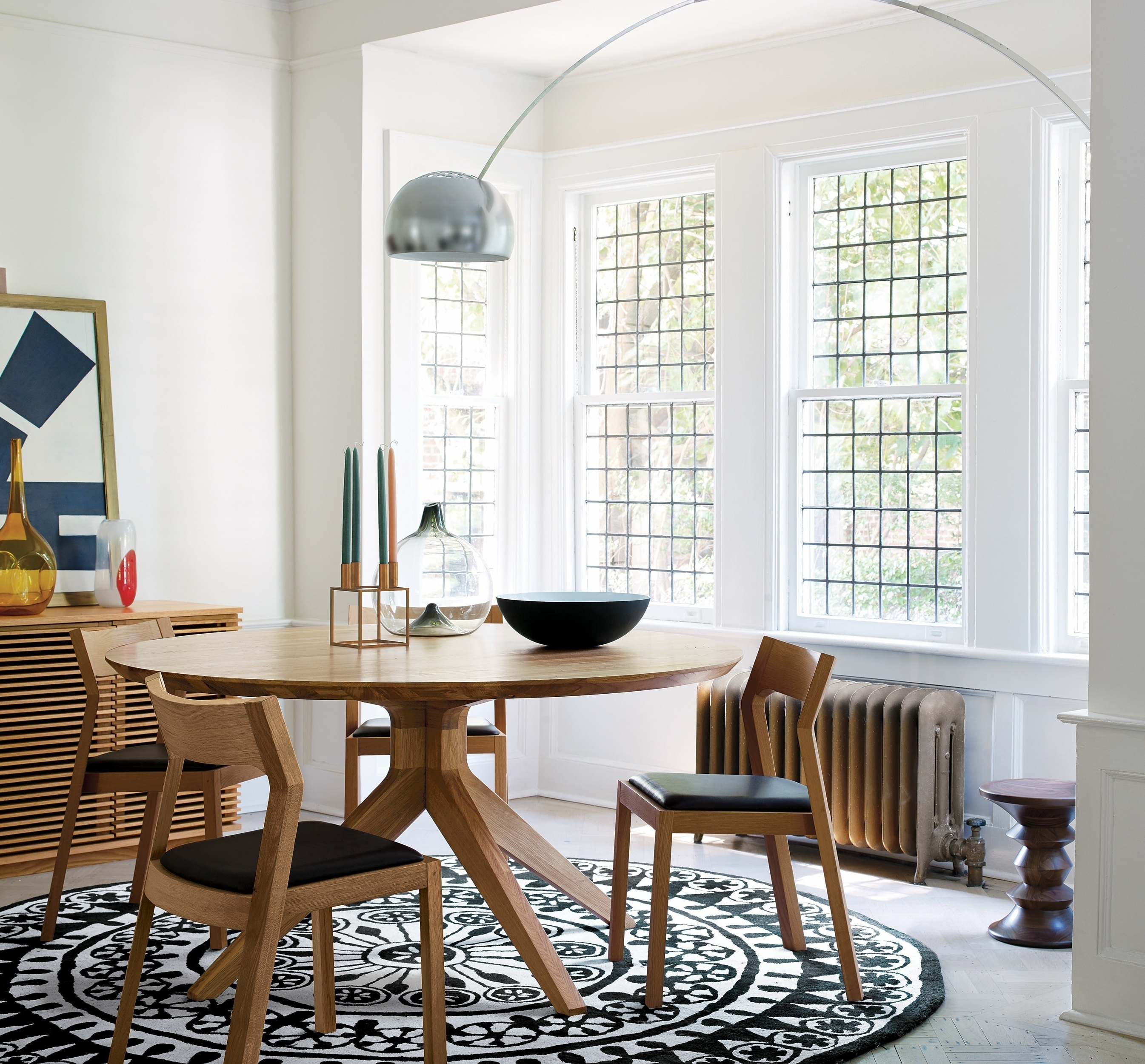 Case Furniture In Recent Oak Round Dining Tables And Chairs (View 19 of 25)