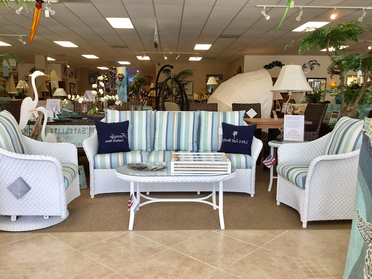 Casual Furniture For Your Florida Lifestyle – Antonelli's Furniture Inside Best And Newest Balinese Dining Tables (View 21 of 25)