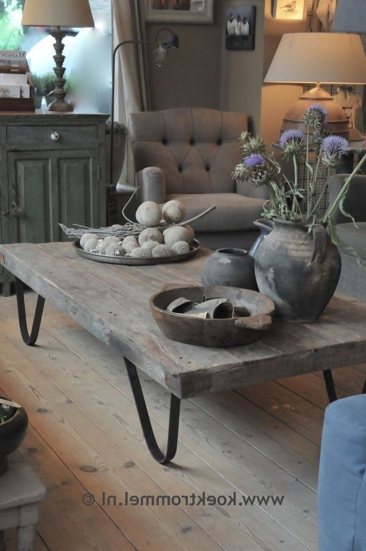 Ceiling Beams Pertaining To Bale Rustic Grey 6 Piece Dining Sets With Pearson Grey Side Chairs (View 18 of 25)