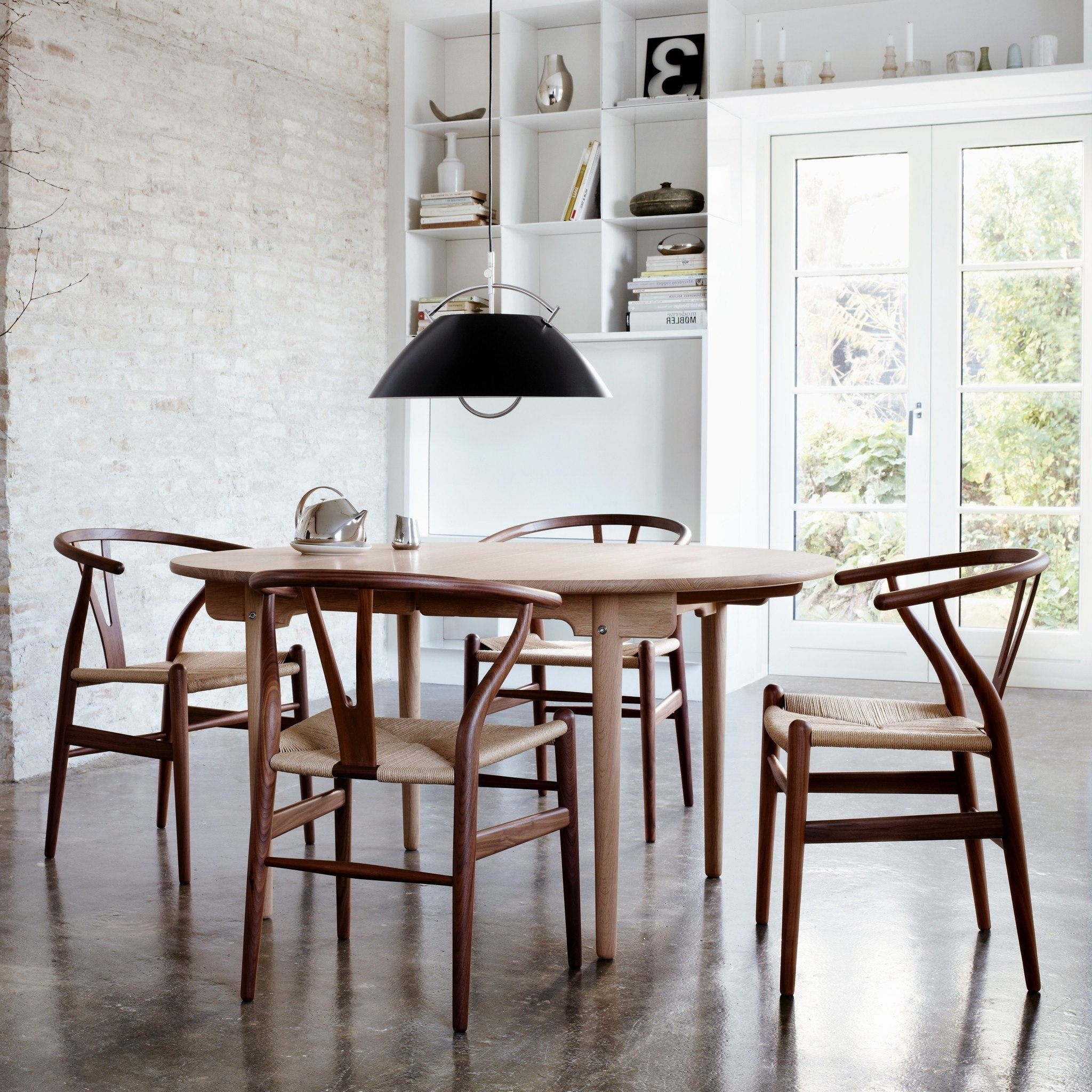 Ch327 Dining Tablecarl Hansen & Søn — Haus® Throughout Recent London Dining Tables (View 6 of 25)