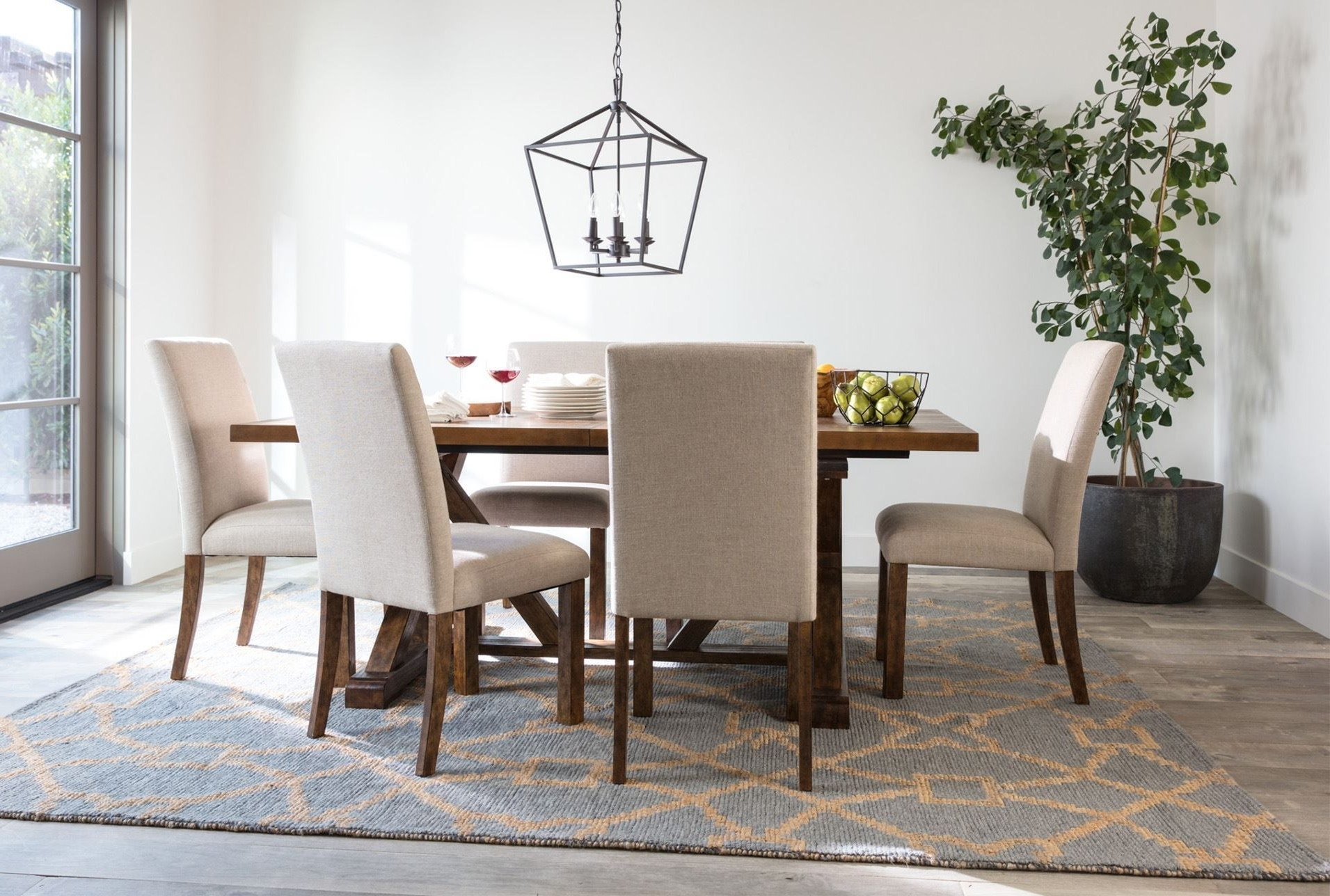 Chandler Extension Dining Table (View 9 of 25)