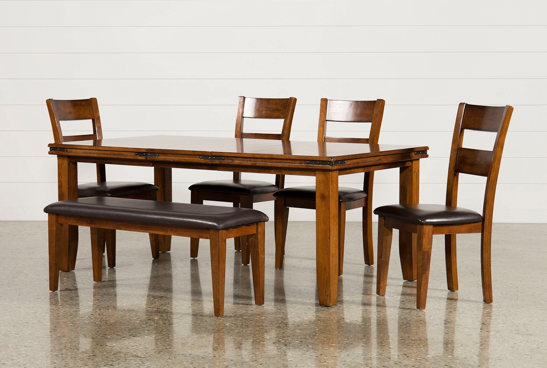 Chapleau Ii 7 Piece Extension Dining Table Sets Regarding Most Current Lancaster 6 Piece Dining Set Residence Decor On Living Spaces Dining (View 19 of 25)