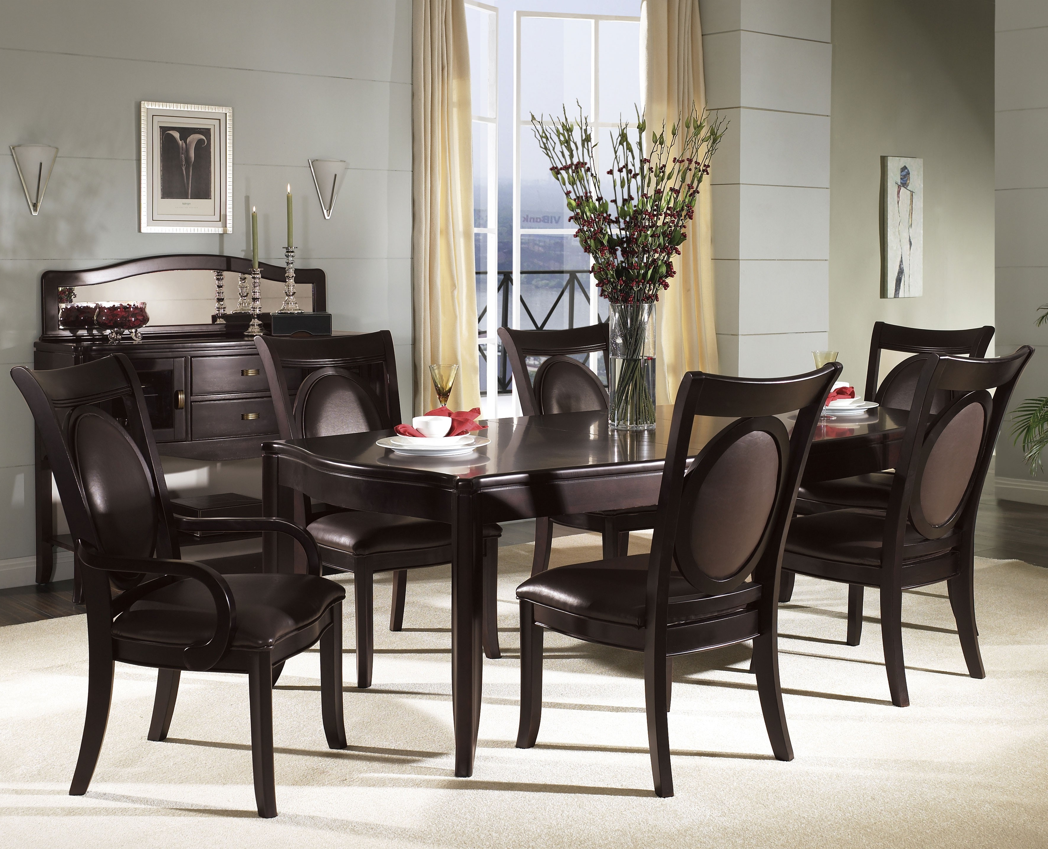 Cheap Dining Sets In Well Known Formal Oval Dining Room Sets New Amusing Cheap Dining Table 5 Sets (View 16 of 25)