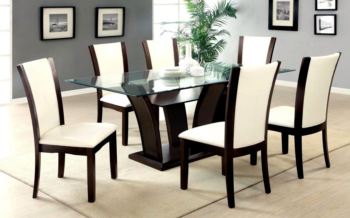 Cheap Dining Sets Throughout Most Up To Date Charming Dining Table With Six Chairs Ideas Eas En Table Sets Piece (Gallery 14 of 25)