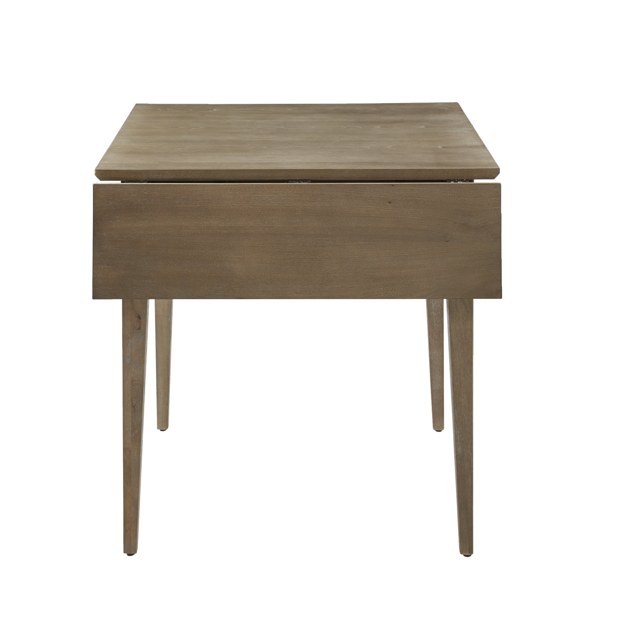 Cheap Drop Leaf Dining Tables Intended For Most Recent Corrigan Studio Durfee Drop Leaf Dining Table (View 7 of 25)