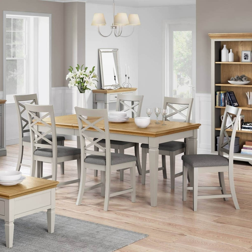 Chester Dining Chairs In Current Tempo Square Rug (View 7 of 25)