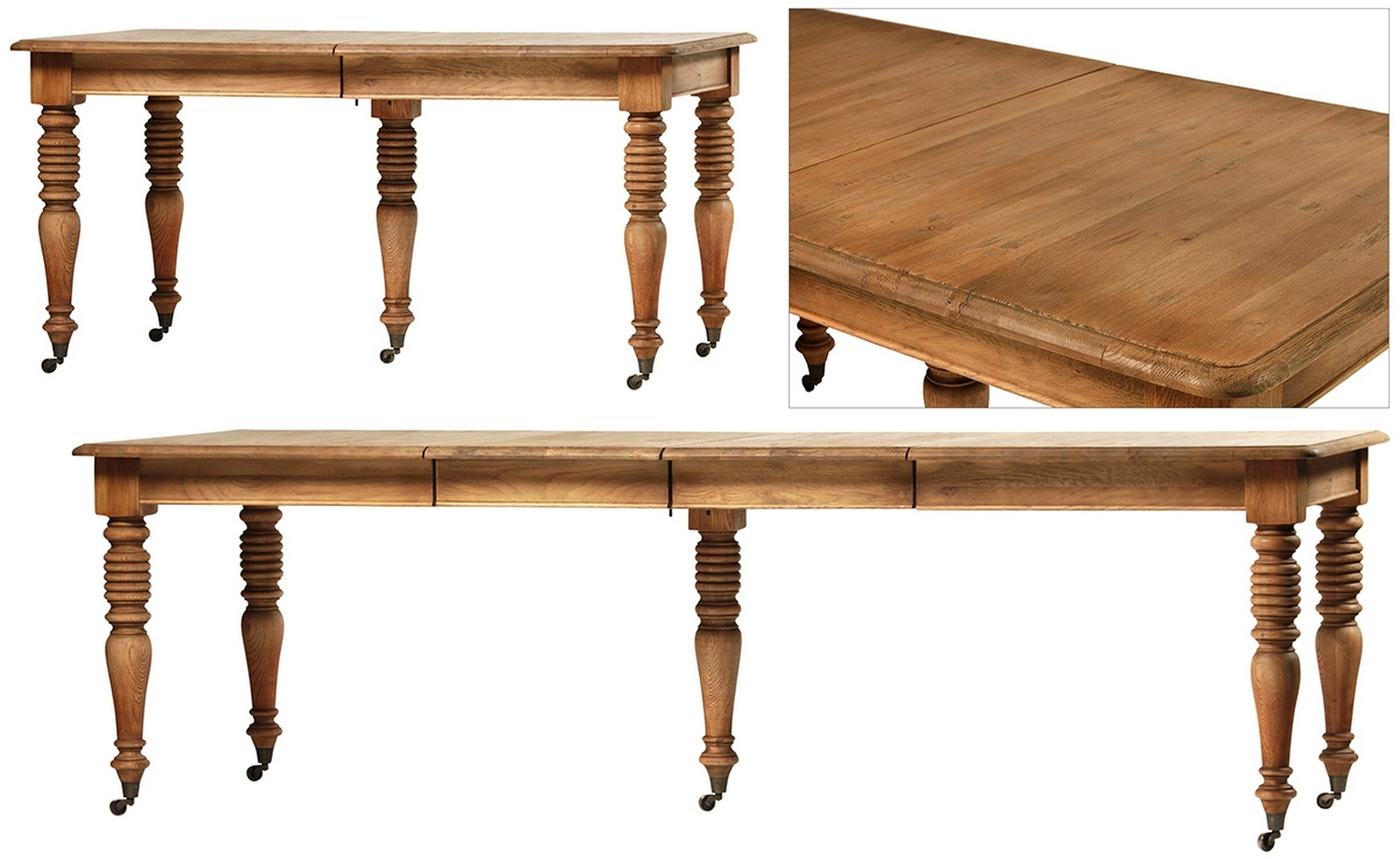 Chichester Dining Table (Dov5091)Dovetail With 2018 Chichester Dining Tables (View 17 of 25)