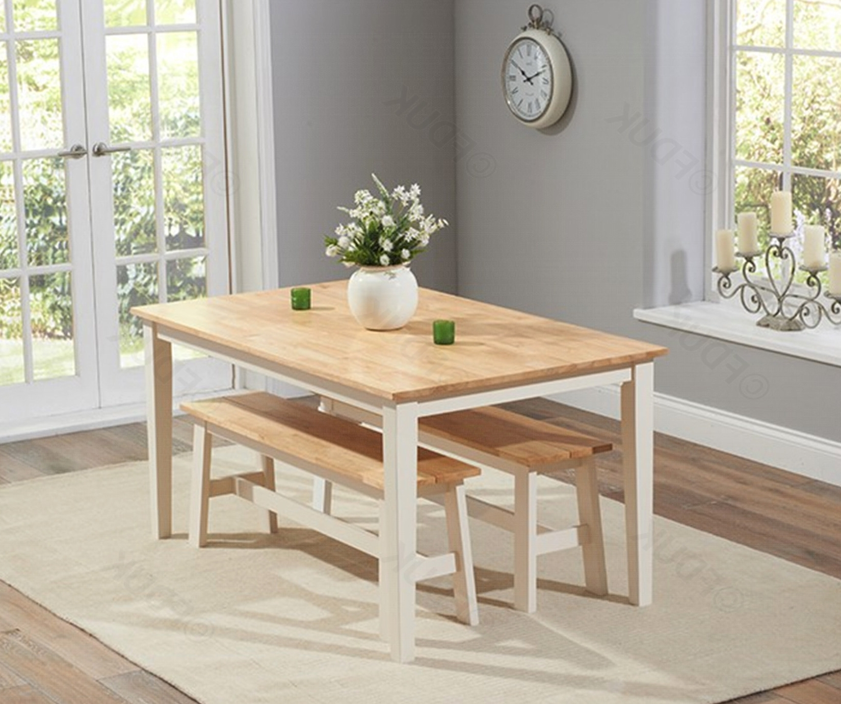 Chichester Dining Table With 2 Large (View 7 of 25)
