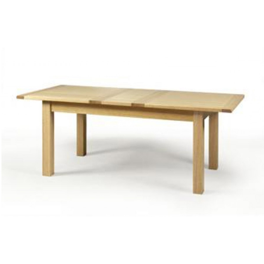 Chichester Oak Extending Dining Table With Recent Chichester Dining Tables (View 13 of 25)