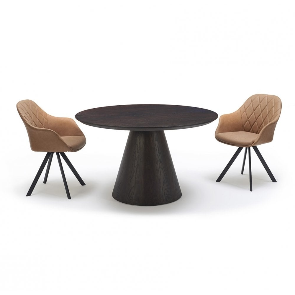 Featured Photo of Circular Oak Dining Tables