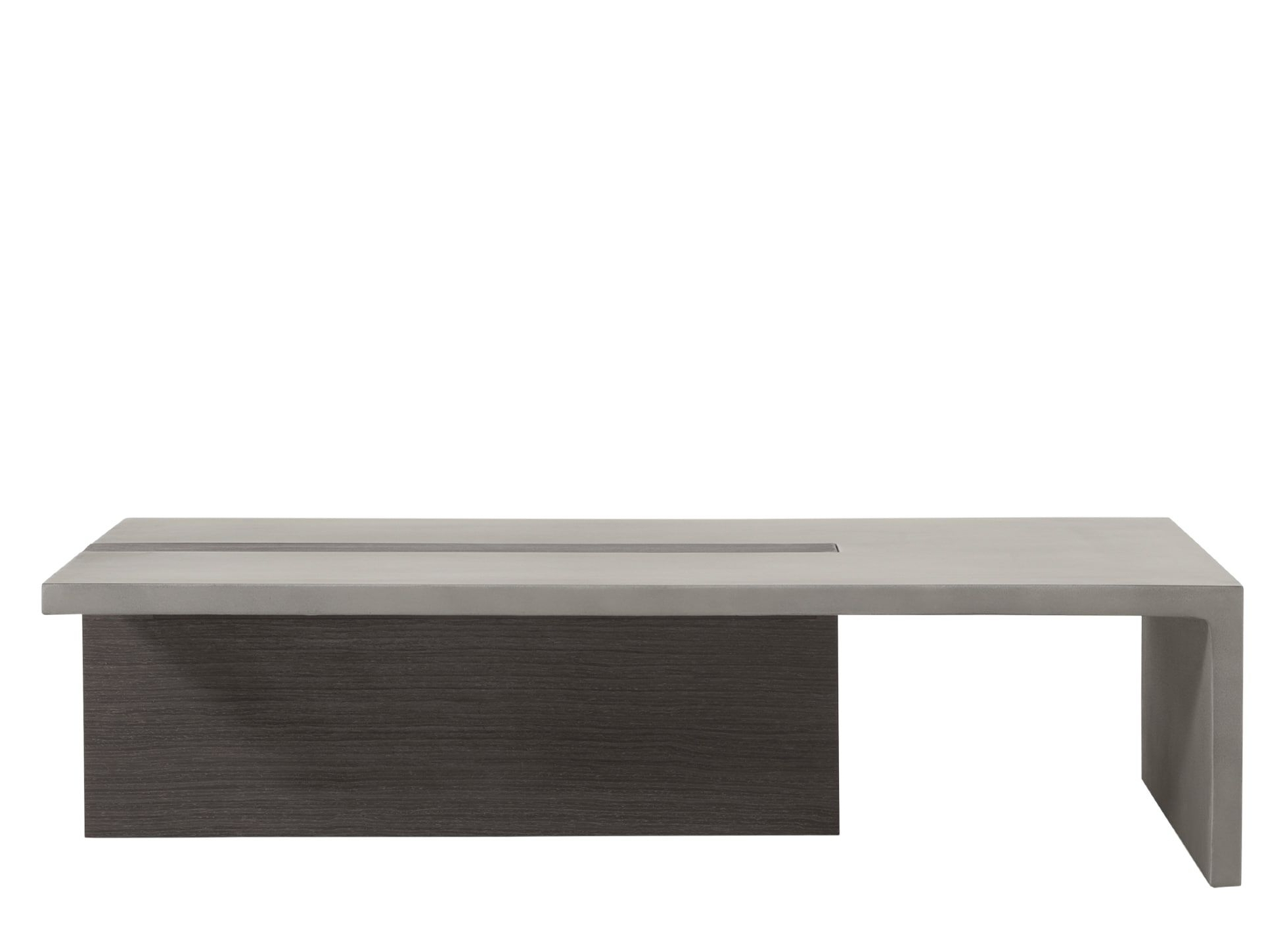Claus Coffee Table, Concrete In (View 14 of 25)
