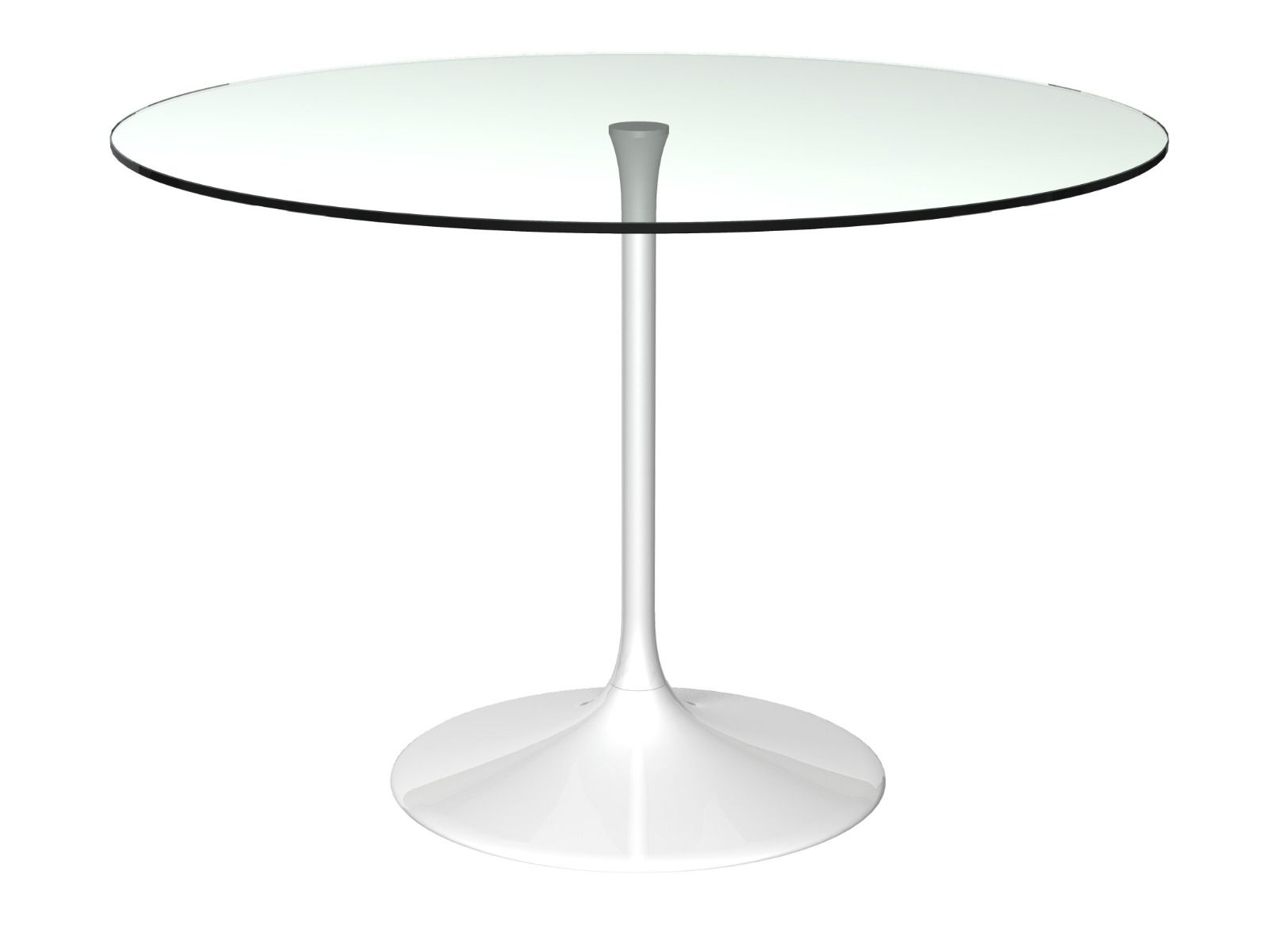Collection From Gillmore For White Circular Dining Tables (View 3 of 25)