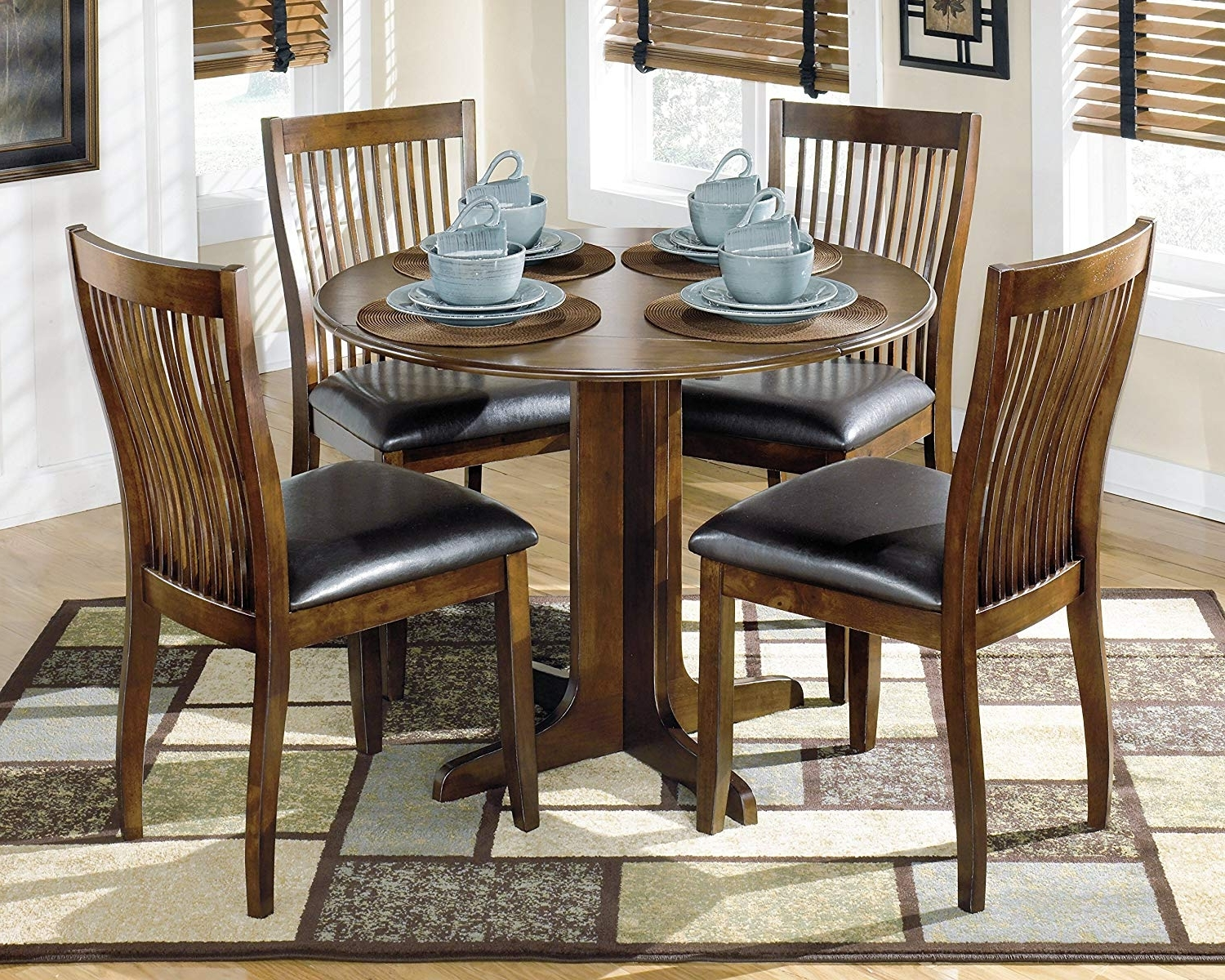 Combs Extension Dining Tables In Widely Used Amazon – Ashley Furniture Signature Design – Stuman Dining Side (View 16 of 25)