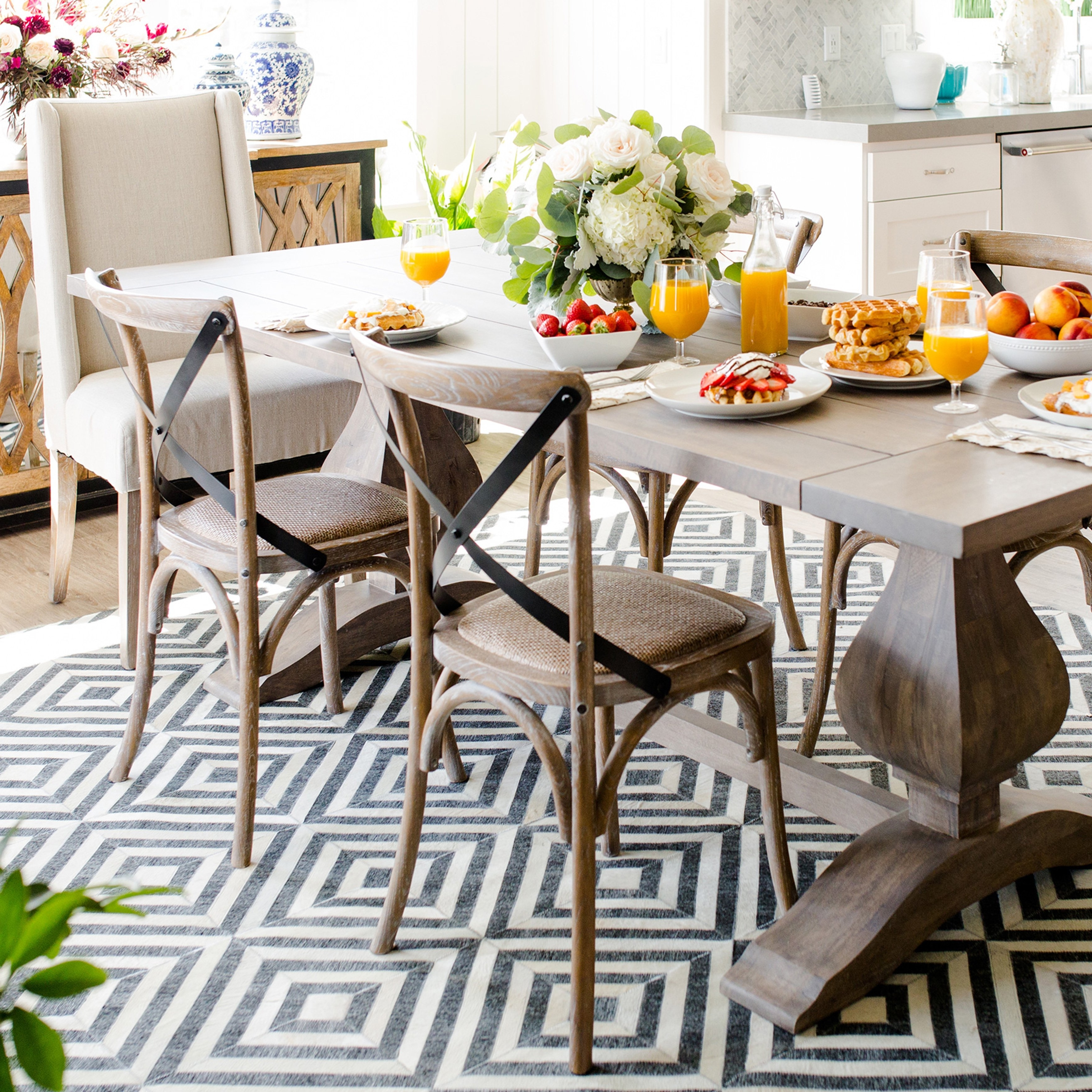Como Dining Tables With Popular Shop Como Dining Table – Free Shipping Today – Overstock –  (View 13 of 25)
