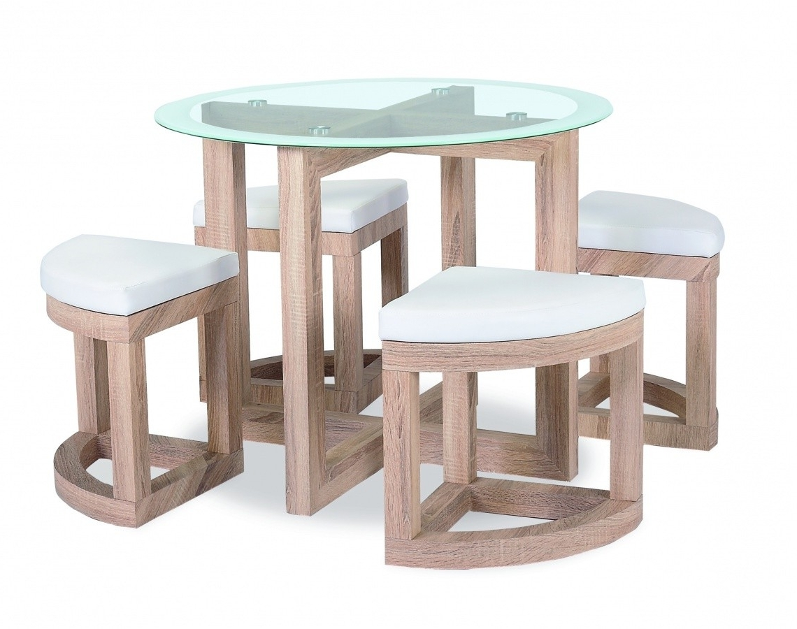 Compact Dining Sets Regarding Widely Used Quarry Dining Set (Gallery 5 of 25)