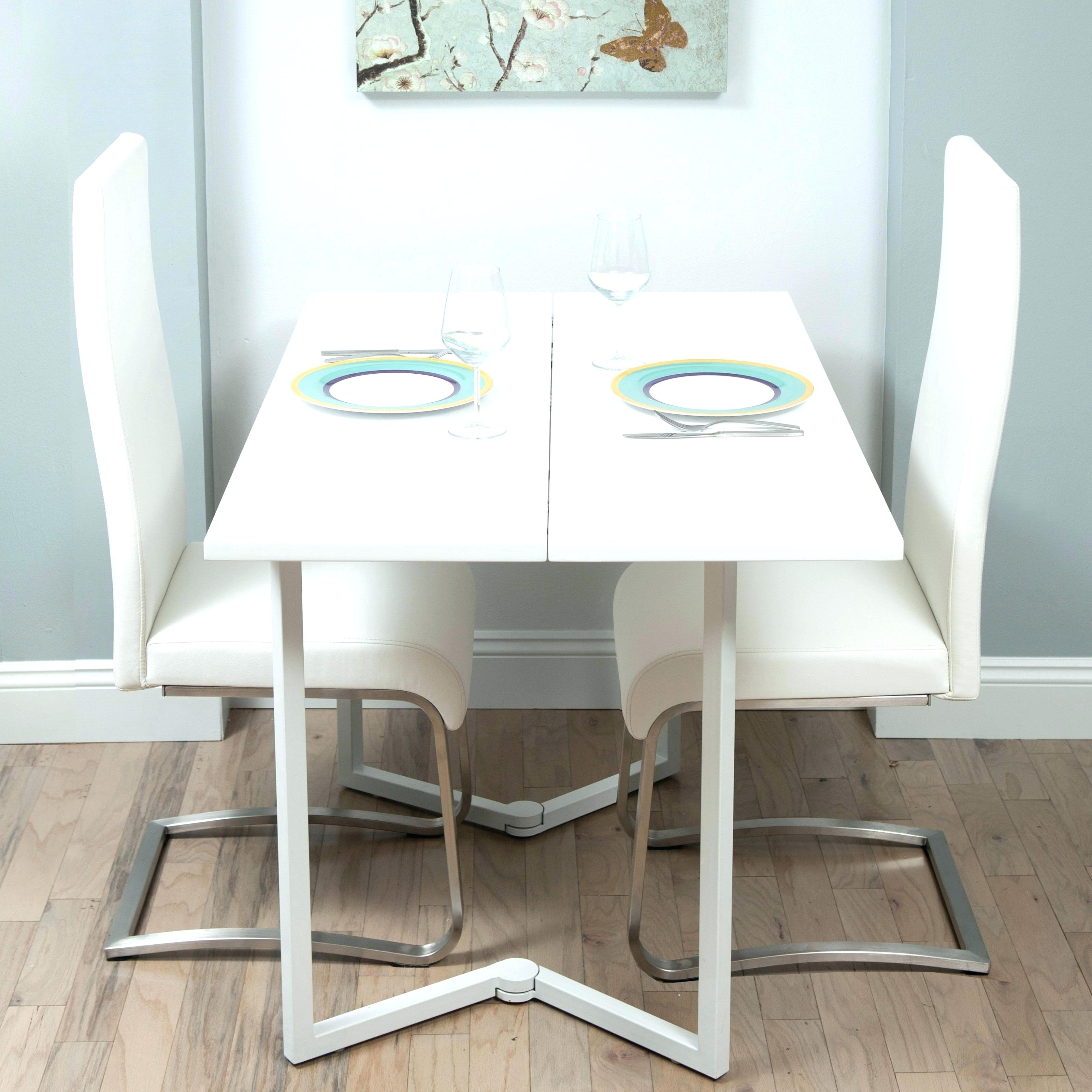 Compact Folding Dining Tables And Chairs With Most Up To Date Decoration: Compact Folding Dining Table (View 6 of 25)