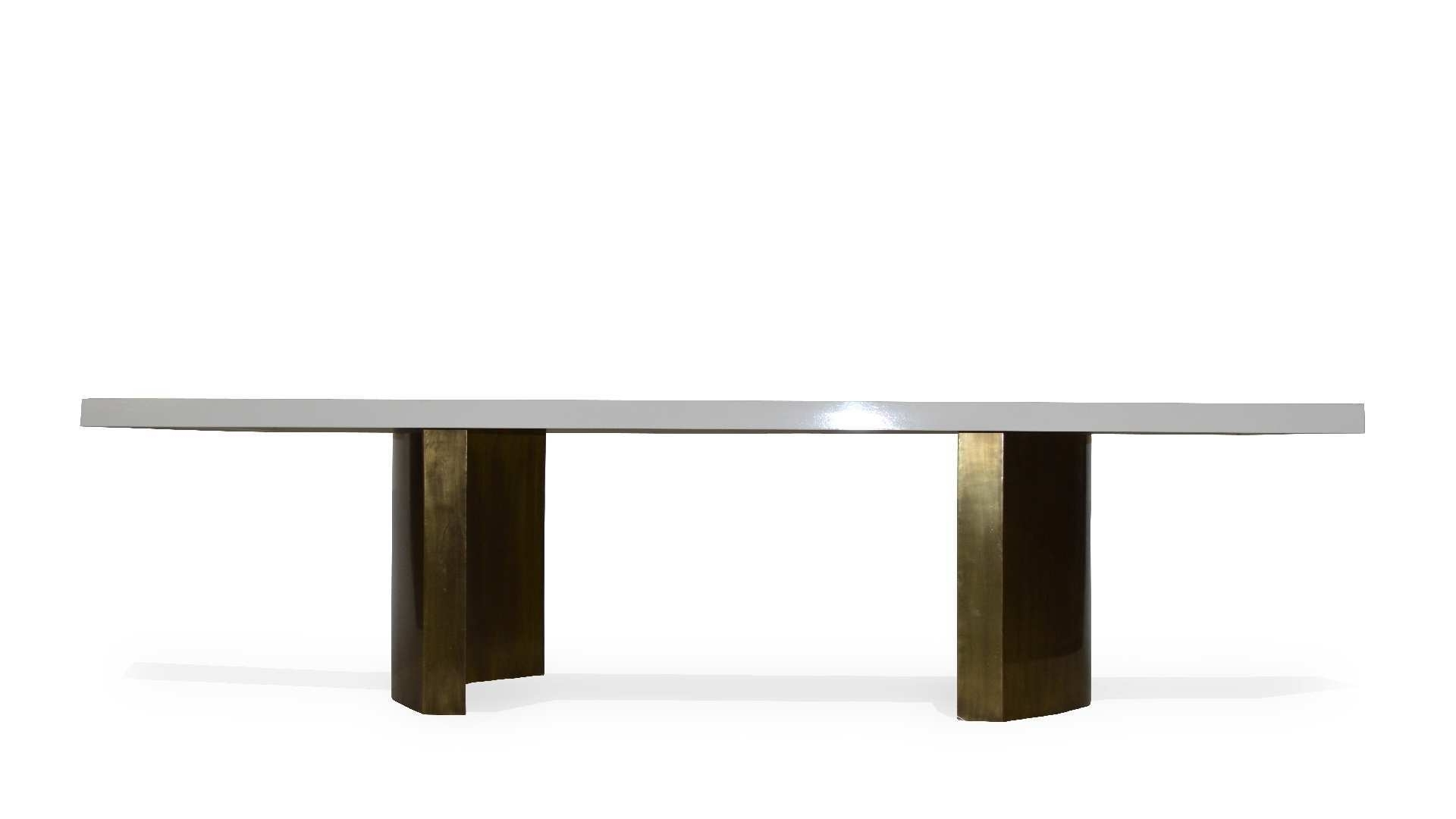 Contemporary Base Dining Tables Regarding Widely Used Dining Tables Excellent Dining Table Base For Glass Top Throughout (View 7 of 25)