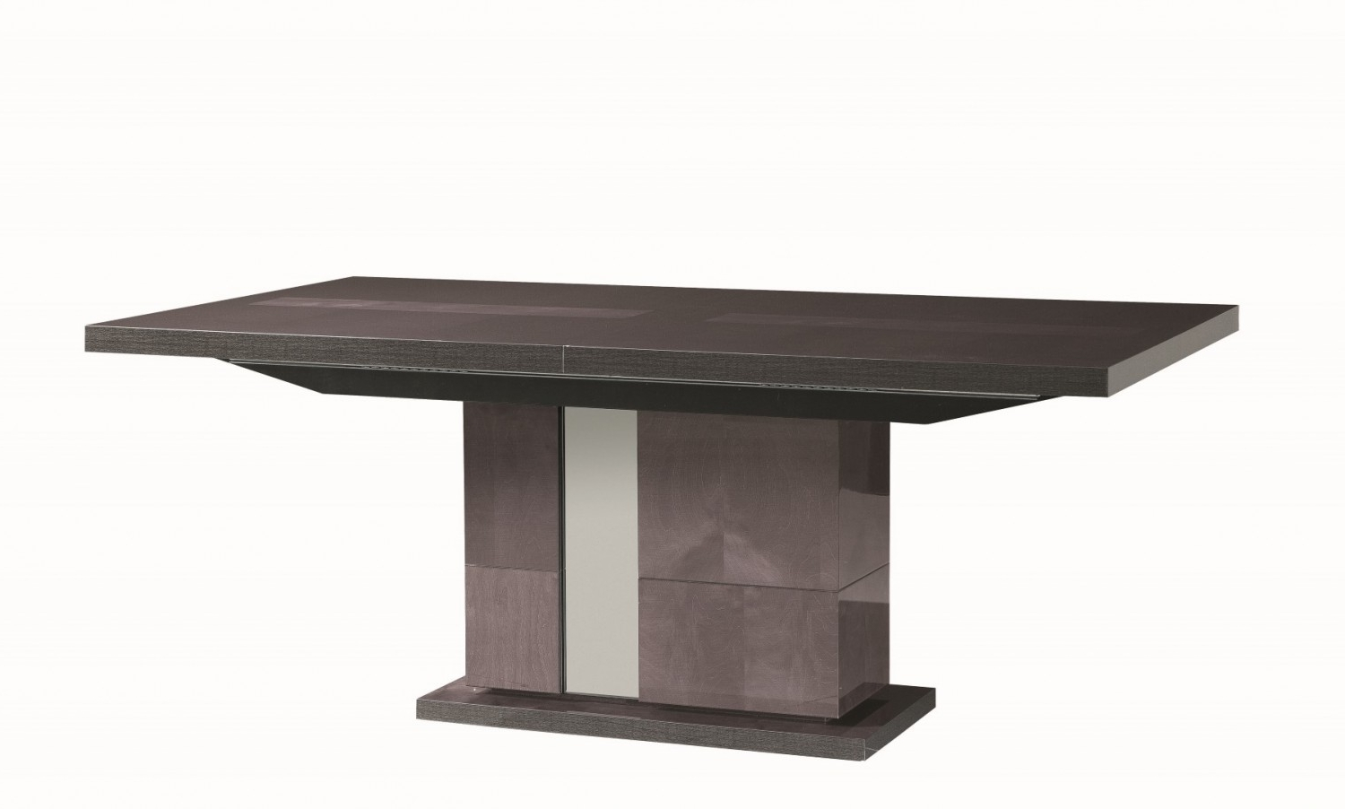 """Contemporary Heritage Extending Dining Table 63"""" Widealf Da Fre In Well Liked Contemporary Extending Dining Tables (View 20 of 25)"""