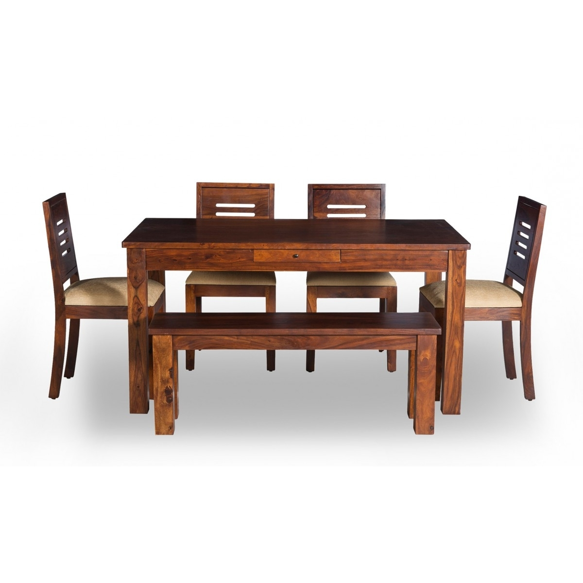Cooper 6 Piece Dining Set (View 6 of 25)