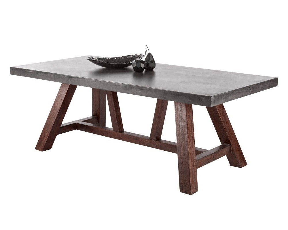 Cooper Dining Table – Black (View 8 of 25)