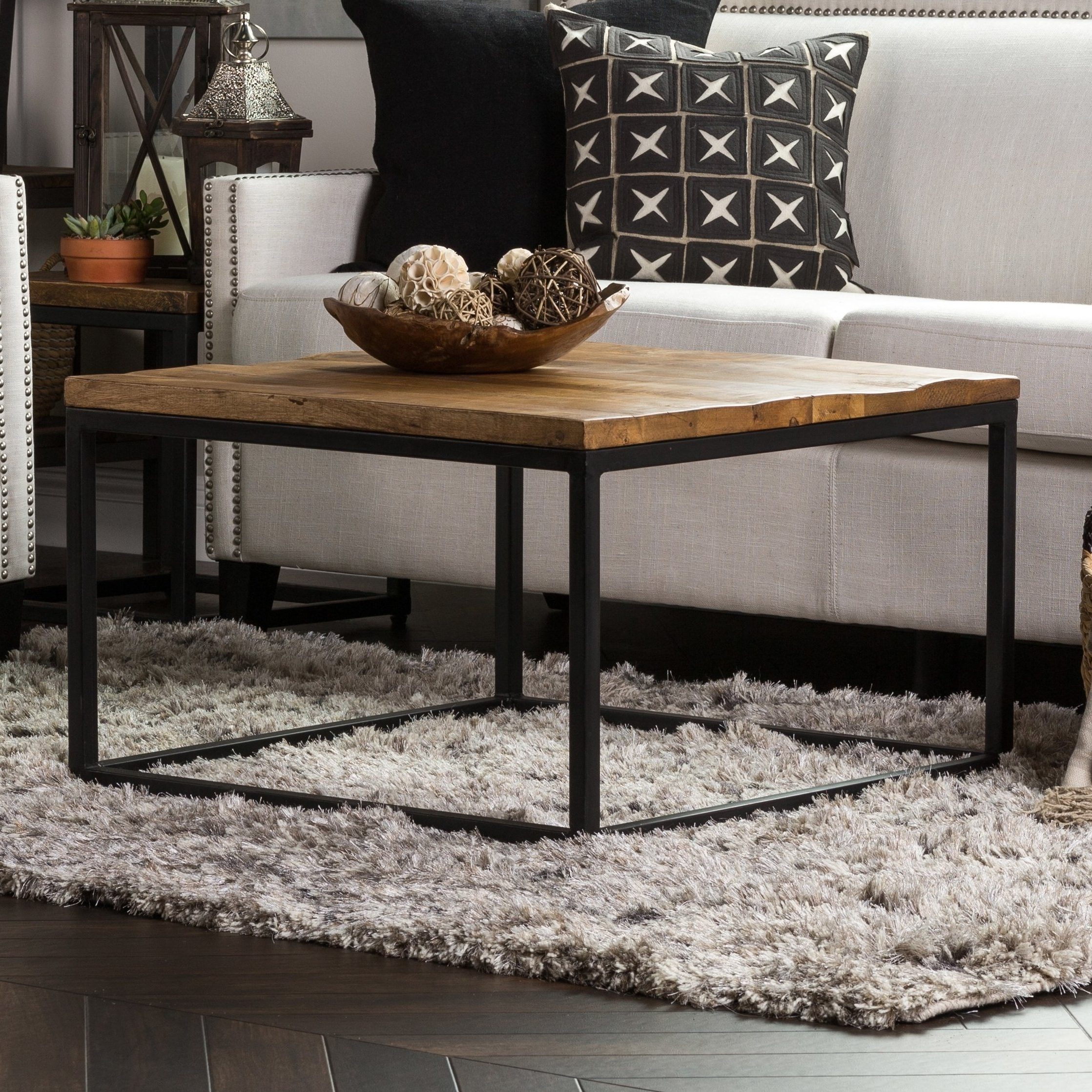 Cora 7 Piece Dining Sets Inside Popular 17 Stories Cora Coffee Table & Reviews (View 24 of 25)
