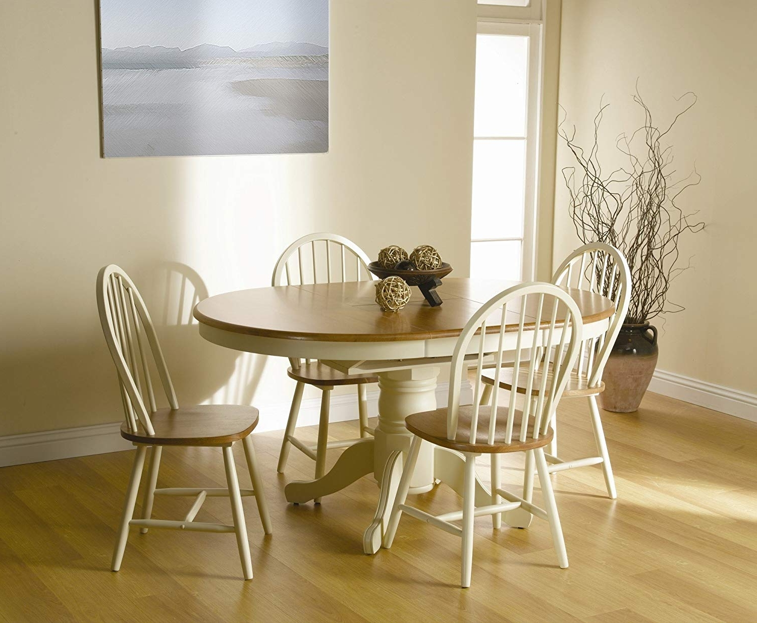 Cotswold Dining Tables For Trendy Cotswold Dining Table: Amazon.co (View 3 of 25)