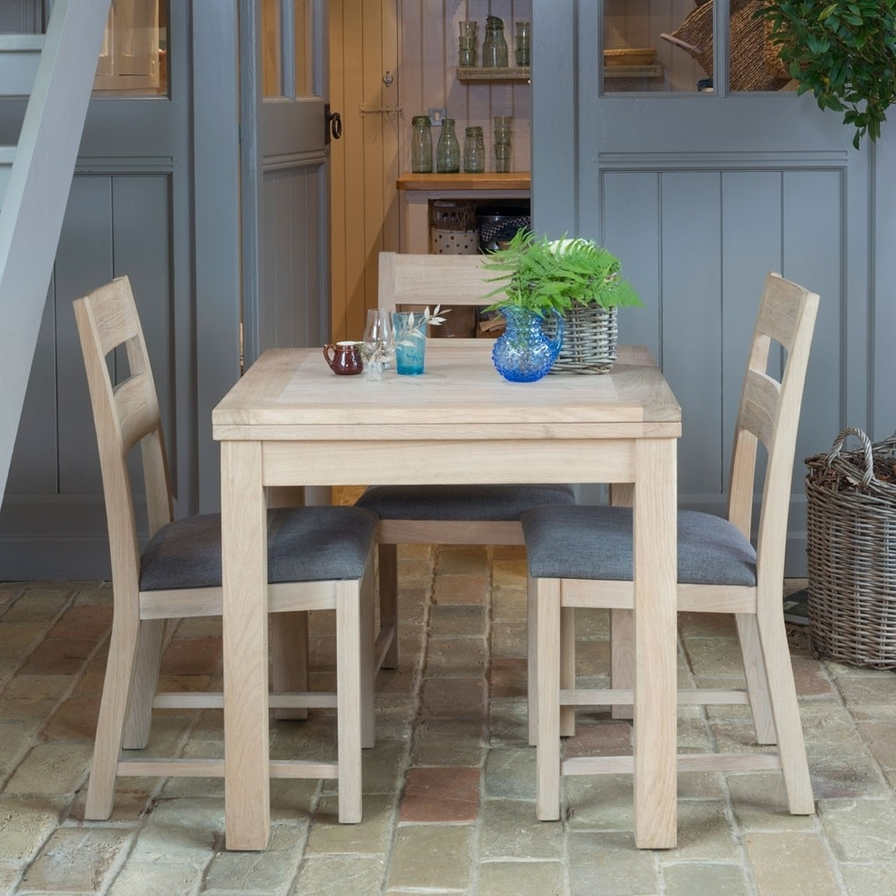 Cotswold Dining Tables Inside Latest Cotswold Oak Flip Top Dining Table (View 6 of 25)