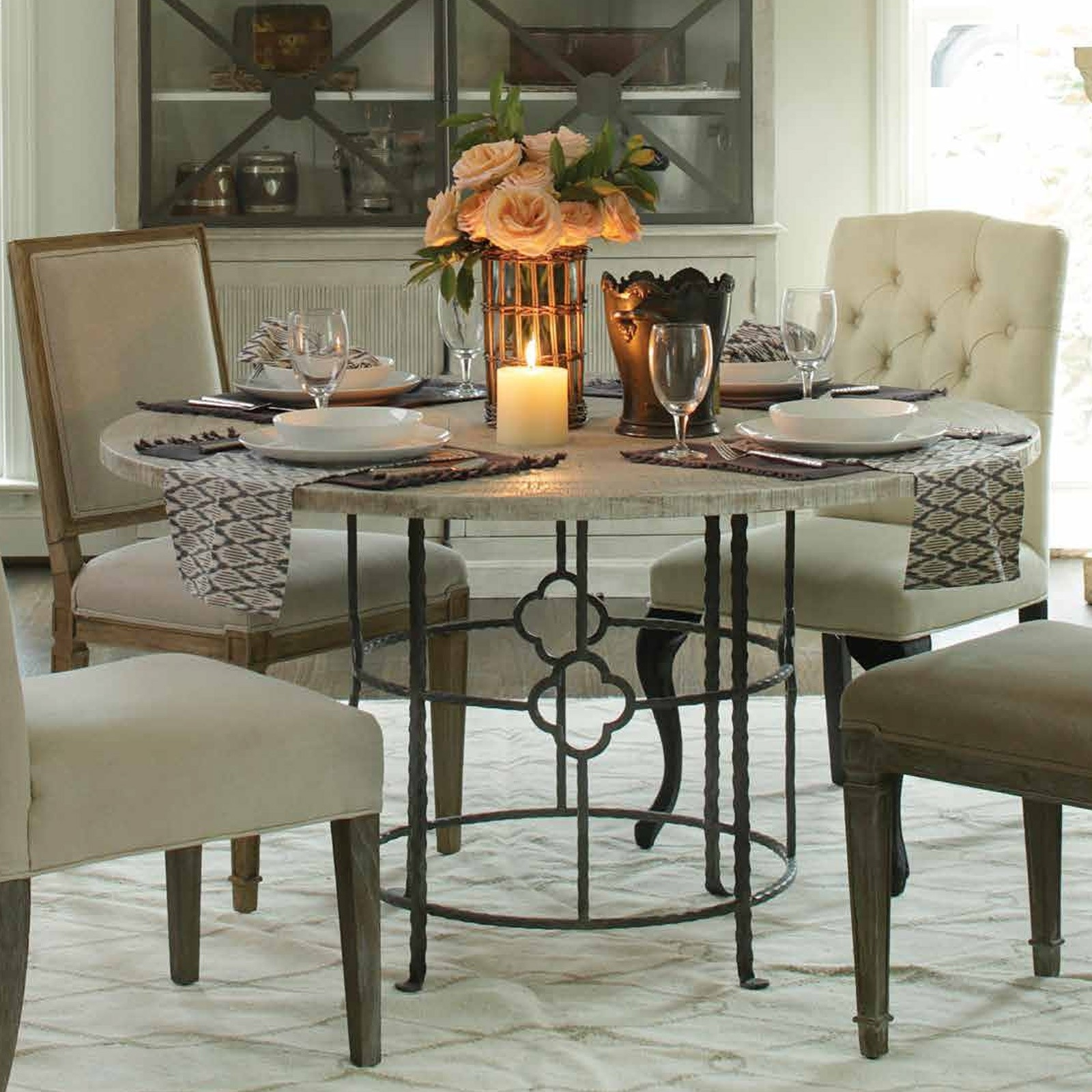 Cottage Furnishings (View 8 of 25)