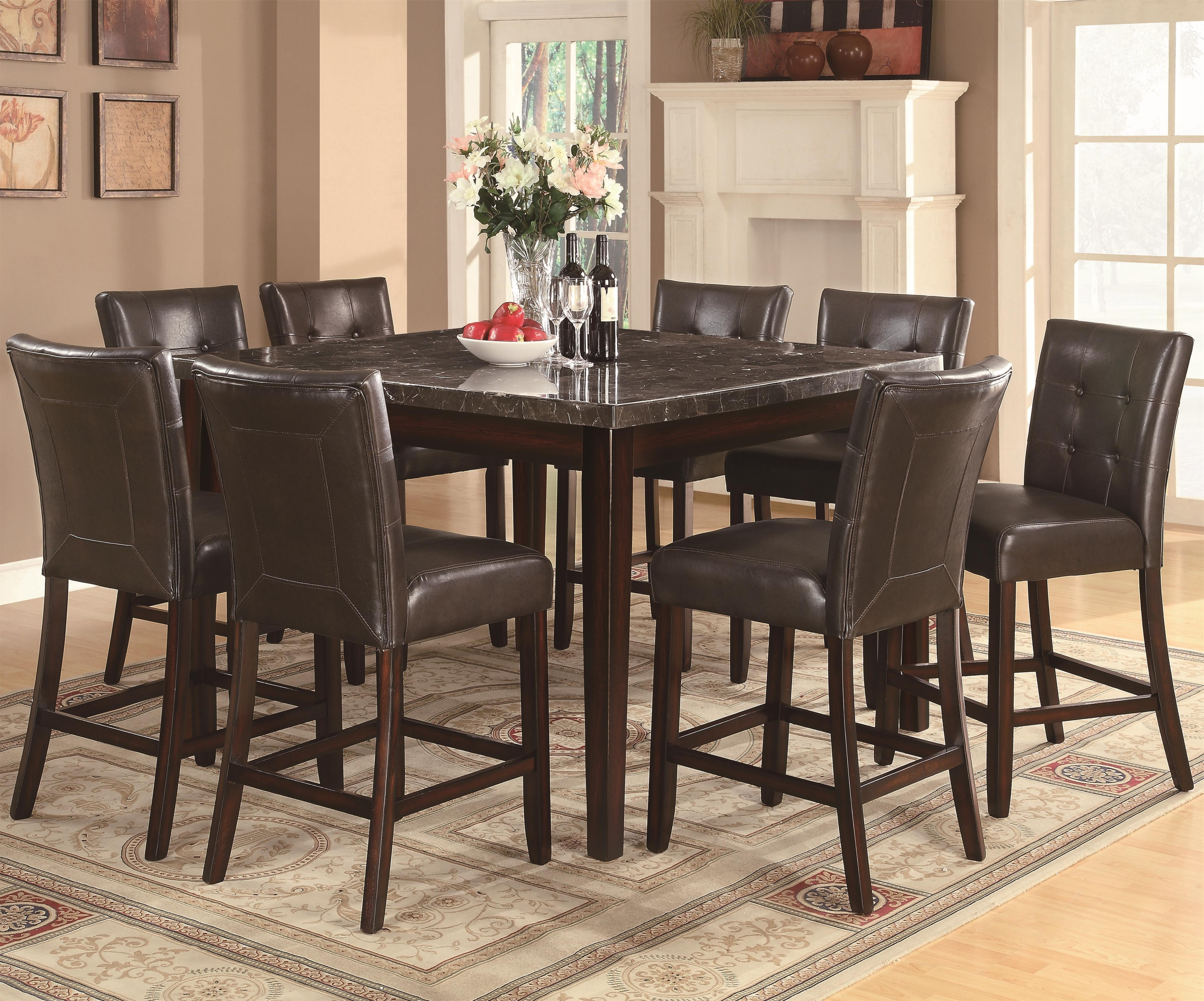 Counter Height Casual Dining – Co 103777 (Gallery 11 of 25)