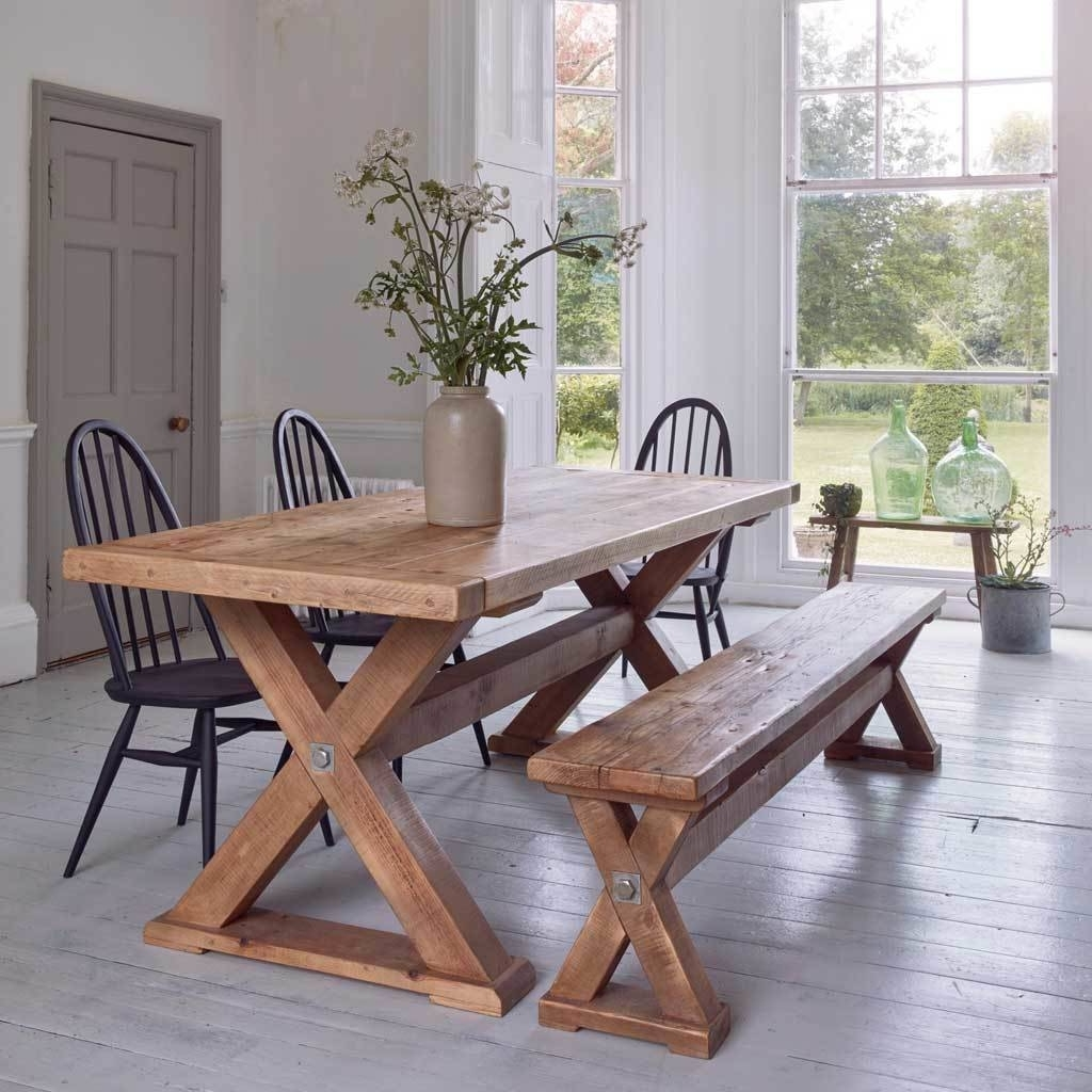 Featured Photo of Country Dining Tables